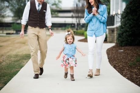 Cothran Family Lifestyle Session, Huntsville, AL